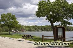 #lakeswi Parker Lake is located in Adams County Wisconsin here you can find Info, Maps, Photos, Aerial Images plus Area Information like nearby Lakes, Public Land, Townships and communities. #adamscountywi