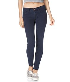 ebd4f11114c859 Shop our jeggings, skinny, destructed, high waist, and bootleg styles. Find  jeans for teen girls and women when you shop the Aeropostale collection.