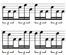 Drums Sheet, Sheet Music, Samba, Free Pro, Drums Beats, Drum Lessons, Math Equations, Musicals, Art