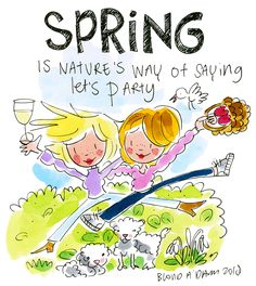 The spring has started by Blond-Amsterdam Blond Amsterdam, Happy Rock, Bullet Journal Themes, English Phrases, New Girl, Bujo, Sayings, Seasons, Cosy