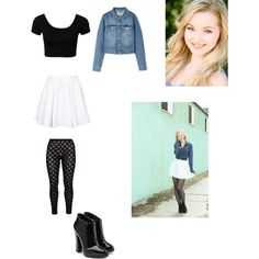 Dove Cameron Outfit by agg-72104 on Polyvore featuring Acne Studios, Topshop, Boris and Giuseppe Zanotti
