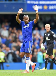 Didier returns to he Bridge