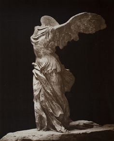 David Hinds, Winged Victory Of Samothrace, Louvre, Image Paper, Classic Image, Art Institute Of Chicago, Abstract Photography, Hanging Art, Vintage Photographs