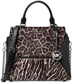 Prism Large Satchel #sponsored #ad #paid   Thank you Macy's for sponsoring today's post. Michael Kors Bedford, Michael Kors Satchel, Michael Kors Hamilton, Trending Handbags, Change Purse, Satchel Handbags, Handbag Accessories, Leather Satchel, Purses And Bags