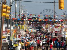 Iowa might not be the first state you'd think of for a wheelchair accessible, summer vacation—think again! Their state fair alone is worth the trip, but there are accessible attractions throughout The Hawkeye State! Click on the pic to read all about it!