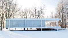Architectural Digest | Snow-Covered Architecture Around the World