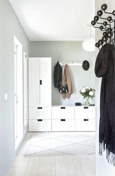 Fantastische Ideen Kleiner Flur Stauraum Und Die Besten 25 Ikea Garderoben Auf Pinterest IKEA