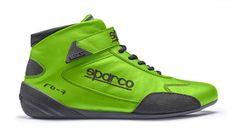 Sparco: Cross RB-7 Racing Shoe.