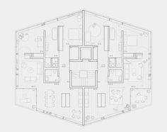Wohnüberbauung Südstrasse, Zürich | Esch Sintzel Architekten