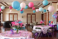 Room Decoration Ideas For Birthday Party Fairy Baby 1st Second
