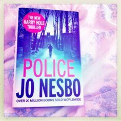 New Jo Nesbo book. Excellent!