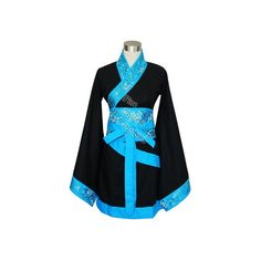 hanfu clothing(or han fu clothes) is the chinese traditional and typical ancient clothes. It always consists of several separate clothes, such as, shenyi, dagu…