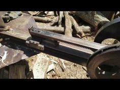 Super Splitter log splitter maintenence and longevity Log Splitter, Just Go, Technology, Youtube, Firewood, Tools, Tech