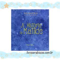 Livro infantil: A história da Matilde