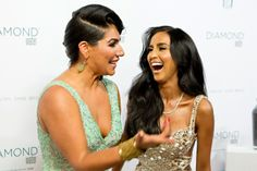 Shahs of Sunset Photos | Behind-The-Scenes: Asa's Diamond Water Launch