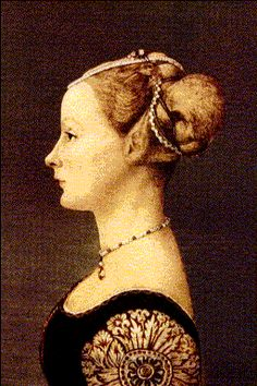 Portret en profil
