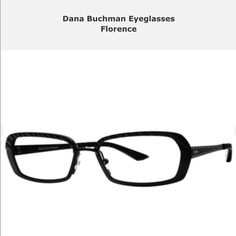 6952ee4200 NWOT Dana Buchman Eyeglasses Dana Buchman Eyeglasses Florence Designed For  Women. The frame features Full
