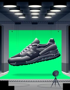sneaker-illustration-by-romain-trystram-soles-of-the-week-2 Sneakers Outfit Summer, New Sneakers, Sneakers Fashion, Sneakers Nike, Sneaker Posters, Sneaker Art, Mens Boots Fashion, Nike Roshe Run, Shoe Art