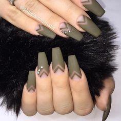 Stunning Acrylic Nails