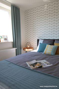 Master bedroom Roomblush behangpapier