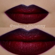 Lip Liners: Mac - Nightmoth and @nyxcosmetics Black Berry •Lipstick: Mac - Ruby Woo