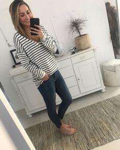Von vorne ist der ja schon schön, aber guckt mal von hinten😍😍😍#Deinlieblingsladen #stripes #pullover #fashion #instafashion #casual #style #ootdfashion #ootd