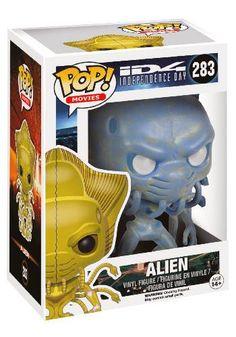 Alien Ltd Ed. - Alien 283 - Funko Pop! van Independence Day