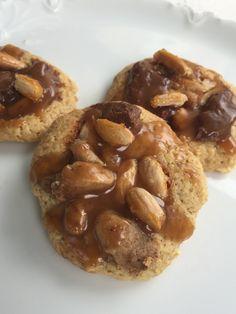 Les fameux cookies de Cédric Grolet adaptés sans gluten et tout amande ( inédit !)
