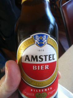 In Markam, Holland via @VikingRiver Cruises we had this beer on the ferry over to Volendam