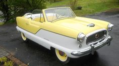 1959 Nash Metropolitan Convertible 1500 CC, 3-Speed presented as lot W187 at Indianapolis, IN 2015 - image6