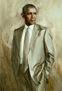 The White House official portrait of our President Barack Obama. Presidente Obama, Barack Obama Family, Barrack Obama, Michelle And Barack Obama, First Black President, Black Art Pictures, Black Presidents, American Presidents, Presidents Usa