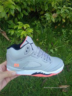 reputable site e8278 04088 Kids Air Jordan V Sneakers 220 Best