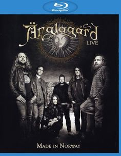 Music videos: Anglagard - Live: Made in Norway (2017) [BDRip 108...