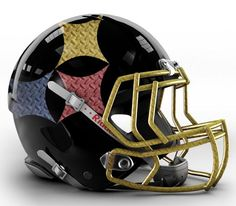 Steelers Concept Helmet
