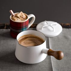 williams sonoma hot chocolate pot $60
