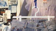 HILFIGER DENIM 'TRUE TO THE BLUE' WINDOW DISPLAY More photos: http://thebwd.com/hilfiger-denim-true-to-the-blue-window-display/