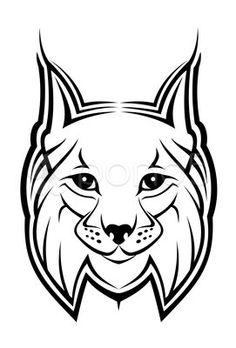 Lynx mascot - Иллюстрация | by 2@Seamartini