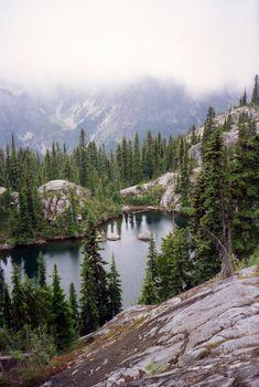 cariosus:  Return to Tuck Lake (by Sotosoroto)