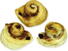 Make cinnamon snails