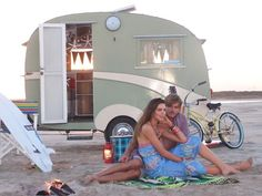 I think this is Australia's most popular vintages caravan!!! it is just so perfect!!