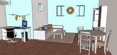Proyecto: redecorando una habitación. Premio del Deco-Sorteo 2 http://patriblanco-patricia.blogspot.com.es/2014/06/redecorando-habitacion-dos.html