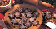 Zimt-Marzipan-Sterne ist ein Rezept mit frischen Zutaten aus der Kategorie Gebäck. Probieren Sie dieses und weitere Rezepte von EAT SMARTER!