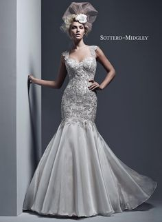 Sottero and Midgley Wedding Dresses and Gowns Sottero and Midgley by Maggie Sottero Kaya-CS5ST634 Sottero and Midgley Collection One Enchanted Evening - Designer Bridal, Pageant, Prom, Evening & Homecoming Gowns
