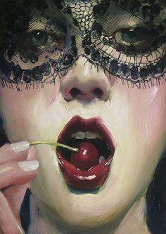 Kai Fine Art is an art website, shows painting and illustration works all over the world. Malcolm Liepke, Henri De Toulouse Lautrec, Figure Painting, Painting & Drawing, Wow Art, Portrait Art, Pencil Portrait, Beautiful Paintings, Oeuvre D'art