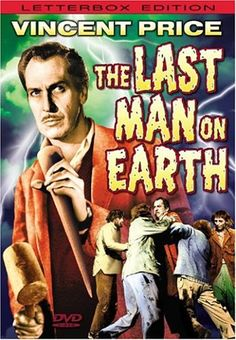 Last Man on Earth: Vincent Price
