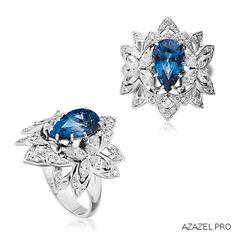 I Love Jewelry, Jewelry Art, Jewelry Rings, Jewelery, Jewelry Design, Dimonds, Jewellery Sketches, Ring Designs, Diamond Cuts