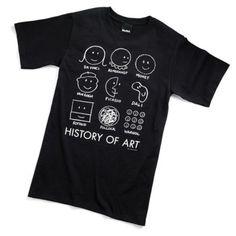 MoMA History of Art T-Shirt - Large $28.80