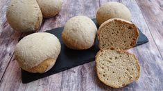 Szafi Free vegán fehérjés zsemle/kifli (gluténmentes, tejmentes, tojásmentes, szójamentes, élesztő nélkül is elkészíthető) – Éhezésmentes karcsúság Szafival
