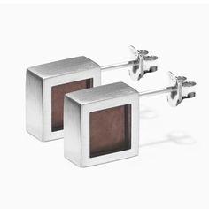 For the ears – Page 3 Square Earrings, Circle Earrings, Smokey Quartz, Sterling Silver Earrings, Gemstones, Gold Plating, Metal, Ears, Logo