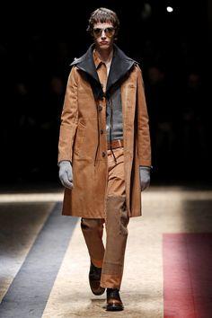 Prada | Menswear - Autumn 2016 | Look 15